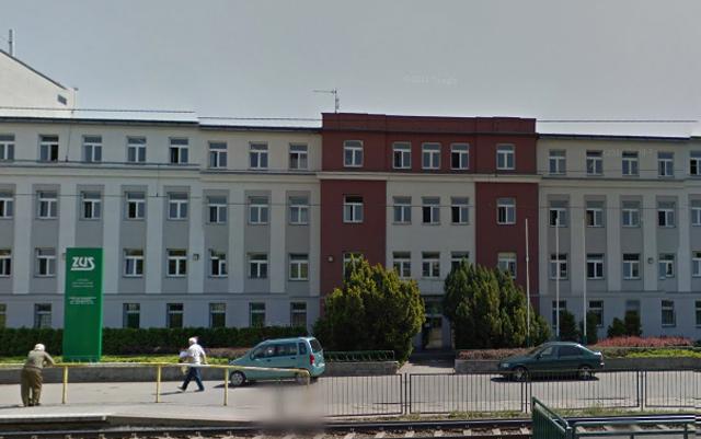 ZUS w Poznaniu II Oddział