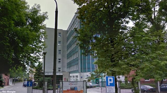 ZUS Warszawa, ul. 1 Sierpnia