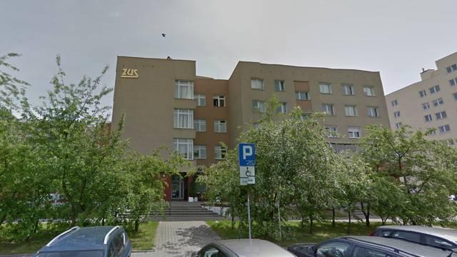 ZUS Warszawa, ul. Wrocławska